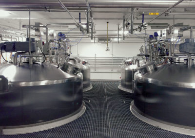 Fermentation Surge Tanks
